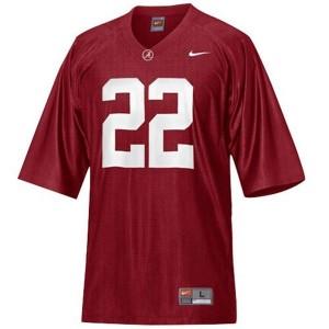 Nike Alabama Crimson Tide #22 Mark Ingram Men Stitch Jersey - Red