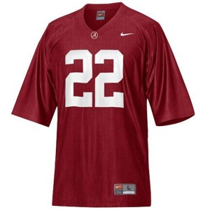 Nike Alabama Crimson Tide #22 Mark Ingram Youth(Kids) Jersey - Red