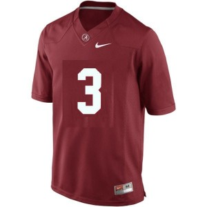 Nike Alabama Crimson Tide #3 Trent Richardson Youth(Kids) Limited YJersey - Red