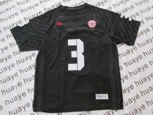 Nebraska Cornhuskers Taylor Martinez #3 Black Youth(Kids) Jersey Adidas