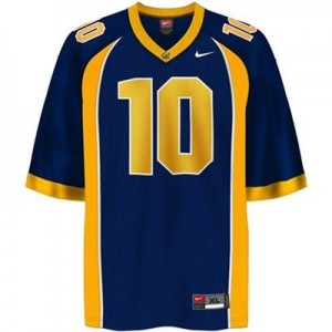 California Golden Bears Marshawn Lynch #10 Blue Men Stitch Jersey Nike