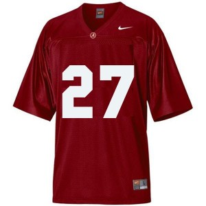 Nike Alabama Crimson Tide #27 Derrick Henry Youth(Kids) Jersey - Red